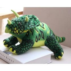 peluche dinosaure tricératops