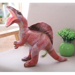 peluche dinosaure orange