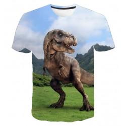 tee shirt dinosaure adulte