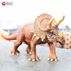 Figurine Wiben Dinosaure Triceratops
