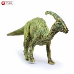 Figurine wiben Dinosaure Parasaurolophus