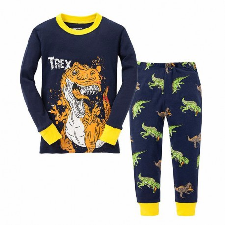 Pyjama Dinosaure motif t rex