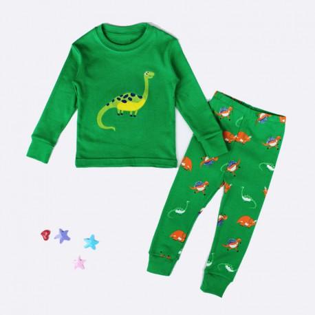 Pyjama Dinosaure bande dessiné