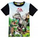 Tee shirt dinosaure